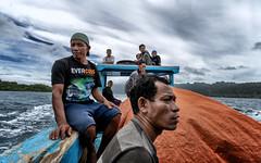 rough ride (Collin Key) Tags: people bandanaira moluccaislands boat ocean indonesia maluku roughsea banda indonesien id stealingshadows