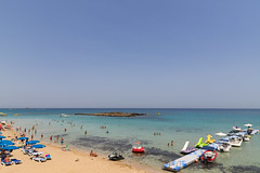 Fig Tree Beach water sports Cyprus