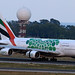 Emirates / Airbus A380-861 / A6-EEZ