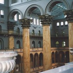 Washington  DC  - National Building Museum - Former Pension Building -  Interior thumbnail