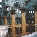 Washington  DC  - National Building Museum - Former Pension Building -  Interior thumbnail