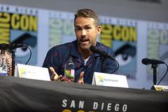 Ryan Reynolds (Gage Skidmore) Tags: ryan reynolds deadpool 2 san diego comic con international 2018 convention center california
