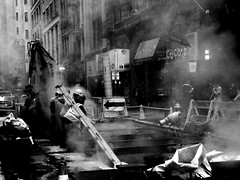 UrbanBattleground (Street Witness) Tags: streetscape fidi new york city john street