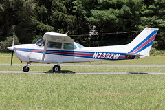 N739ZW (✈ Greg Rendell) Tags: 17n 1978 cessna172nskyhawkii n739zw private aircraft airplane aviation crosskeys crosskeysairport flight gregrendellcom newjersey nj spotting monroetownship unitedstates us