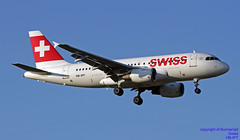 HB-IPT LSZH 29-07-2018 (Burmarrad (Mark) Camenzuli Thank you for the 13.4) Tags: airline swiss aircraft airbus a319112 registration hbipt cn 727 lszh 29072018