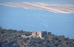 fort du Mont-Alban et pistes de l'aéroport (b.four) Tags: fort forte montalban aeroport airport aeroporto nice alpesmaritimes