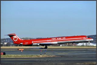 N801NY New York Air