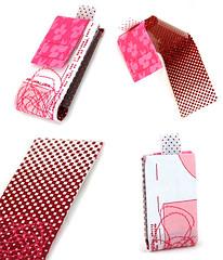 Hot Pink Giraffe iPod Case (* debris *) Tags: apple macintosh design video ipod forsale designer handmade debris case 5thgeneration