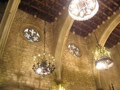 Barcelona - Casa de la Ciutat - Sostre del Consell de Cent (Carquinyol) Tags: barcelona catalonia catalunya pasoscatalans