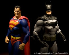 Superman & Batman (PowerPee) Tags: toys dc philippines superman batman powerpee