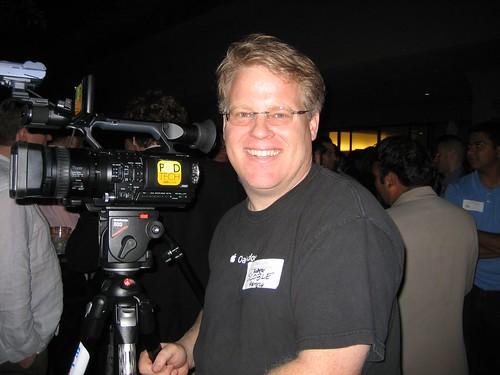 Scoble & Camera