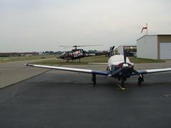 CIMG0891 (AgnusDei) Tags: wedding news michigan aircraft aviation troy helicopter foxnews eurocopter as350 fox2news kvll n9378v shirlanjoneswedding statemi