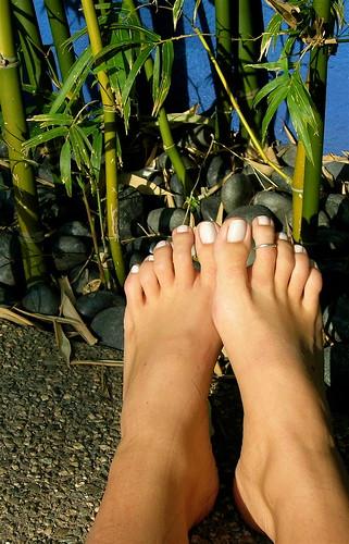 Bamboo Feet