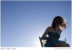 Chair Dance (SFMONA) Tags: blue sky silhouette bar cool mitzvah bat jewish ritesofpassage chairdance
