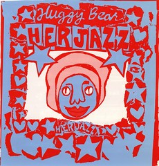 Huggy Bear - Front (Squid Ink) Tags: huggybear seveninchsingle