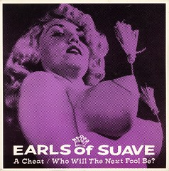 Earls of Suave (Squid Ink) Tags: retro burlesque seveninchsingle earlsofsuave