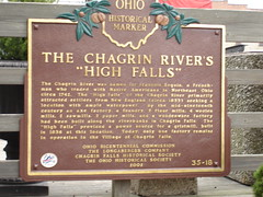 Chagrin Falls History - by heather0714