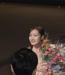 Torino Olympiad Gold Medalist, Shizuka Arakawa (ASK-TOKYO) Tags: japan torino iceskating olympics turin arakawa goldmedalist winterolympics torino2006 shizukaarakawa