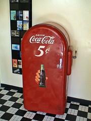 Coca Cola Refridgerator