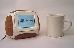 Chumby Widget device