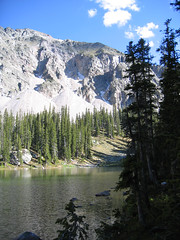 Lower Trampas Lake Photo