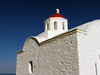 Greek Colors (Walter Quirtmair) Tags: blue white church june digital chapel 2006 greece swq karpathos powershots2is takenbysylvia