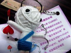 Saa Ha VooDoo little cupid doll