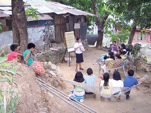 Vacation Bible School Class 2