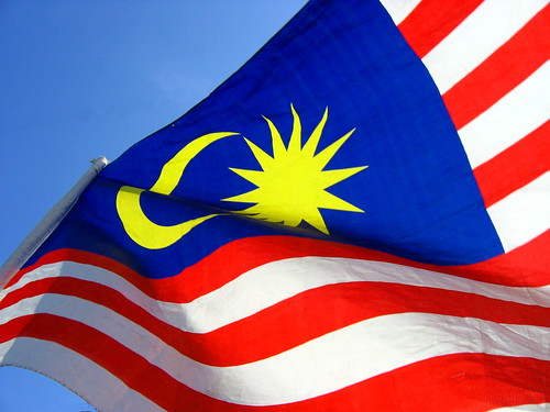 Malaysia's Flag by .ET..