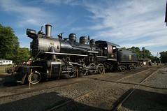 Essex Steam Train Locomotive by Terretta