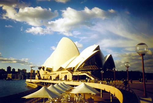 Postcard Opera House