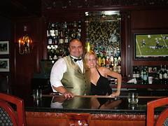 Rigo and Sarah (CourtneyMay) Tags: sarah hotel washingtondc 2006 september sept luxury bartender rigo hotelbar riko loewshotel themadisonhotel luxuryhotel september2006 luxuryhotels september32006 themadisonaloewshotel themadisonhotelwashingtondc postscriptbar