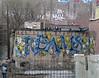 reams 2 (Antonia Schulz) Tags: urban newyork writing skull graffiti calle reverend ciudad books urbana reams readmorebooks rancour
