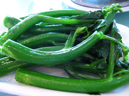 Gai Lan by Mighty June, on Flickr