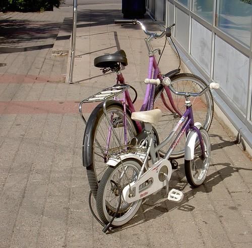 Family bikes