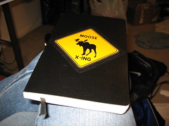 Customized Moleskine (nao.nozawa) Tags: moleskine customized