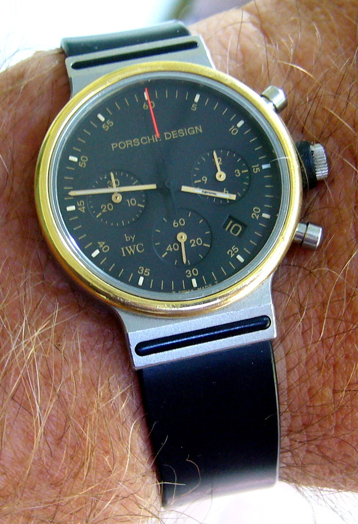 IWC Porsche Design Sportivo 02 Chronograph (1992)