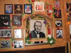 The Voice: Sinatra Shrine at Buca Di Beppo