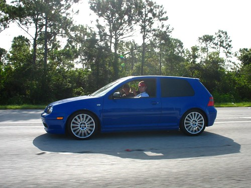 Blue vw gti th anniversary edition a photo on flickriver