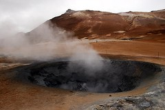 Bubbling Mud Pool - Nmafjall - Iceland ({ Planet Adventure }) Tags: travel favorite 20d pool canon wonderful landscape ilovenature island eos iceland islandia interestingness cool hit holidays flickr mud good explorer diversity ab adventure lindo backpacking 100views winner stunning planet pro bleak iwasthere 200views geology incredible tagging geothermal canoneos allrightsreserved astar beautifulscenery havingfun aroundtheworld mudpool inhospitable onflickr krafla visittheworld ilovethisplace fantastica nmafjall travelphotos namafjall facinating verycool greatcolors 5favs placesilove traveltheworld 5faves travelphotographs canonphotography alwaysbecapturing worldtraveller hotmud planetadventure 5favorites spectacularlandscapes lovephotography specland spectacularnature beautyissimple theworlthroughmyeyes tedesafio geothermalarea lightcolored challengeyouwinner peopleseemtolike icelandiclandscape supperb flickriscool loveyourphotos theworldthroughmylenses greatcaptures shotingtheworld by{planetadventure} byalessandrobehling icanon icancanon canonrocks selftaughtphotographer phographyisart travellingisfun 20060829 cameracraze 20060901 laterallycool stunningscenery inhospitableplace icelandiclandscapeimage awesomelandscape beautyfullandscape ratedpro copyright20002006alessandroabehling bubblingmudpool bubblingmud hotbubblingmudpool hightemperaturegeothermalarea kraflavolcanicsystem volcanicsystem nearkraflacaldera lightcoloredgeothermalalteration nmsfjallmountain alliceland justiceland greaticeland visiticeland