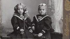 (SEngstrom) Tags: girls portrait children skne cdv ystad portrtt