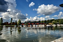 Porvoo Fish-eyed - by la_febbra