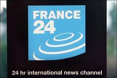 TéLéVISION : France 24 - L_Actualité Internationale 24H/24