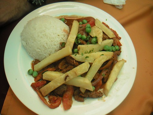 La Casa del Inka Restaurant