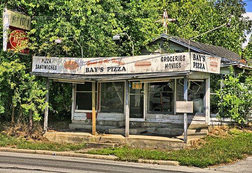 Bay's Pizza