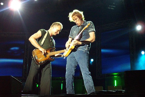 Sting e Lyle Workman
