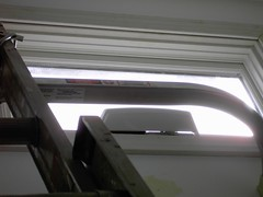 More Unfinished (28) (joelfinkle) Tags: kitchen drywall paint error remodel contractor addition incomplete