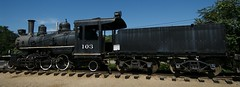 Essex Steam Train (012) (Terretta) Tags: train geotagged connecticut engine railway steam locomotive essex steamengine geolat41351086 geolon72405664