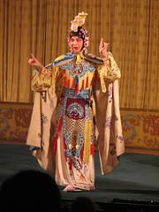 "Yu Ji from the ""Havoc in Heaven"" Opera in Beijing, China at the Liyuan Theatre. (LA Lassie) Tags: china stage chinese beijing topv222 singers production mandarin performers beijingopera csp august2006 havocinheaven views200 lalassie liyuantheatre"