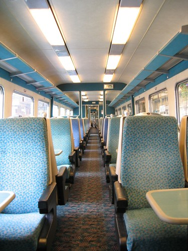 Train charter - private Standard (2nd) Class carriage (UK)